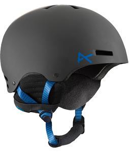 Anon Raider Snowboard Helmet Black/Blue
