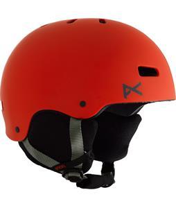 Anon Raider Snow Helmet Orange