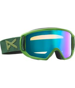 Anon Relapse Goggles Grasshole/Green Solex Lens