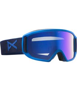 Anon Relapse Goggles Midnight/Blue Cobalt Lens
