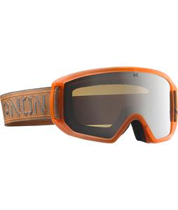 Anon Relapse Goggles Swerve/Silver Amber Lens