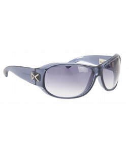 Anon Rufus Sunglasses Crystal Blue/Grey