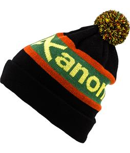 Anon Sampson Beanie Black