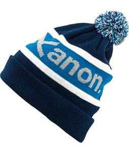 Anon Sampson Beanie Blue