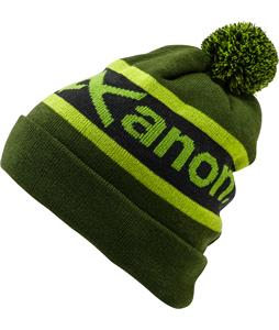 Anon Sampson Beanie Green