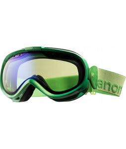 Anon Solace Painted Goggles Zest/Blue Lagoon Lens