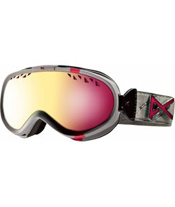 Anon Solace Goggles Misty Emblem/Pink Sq Lens