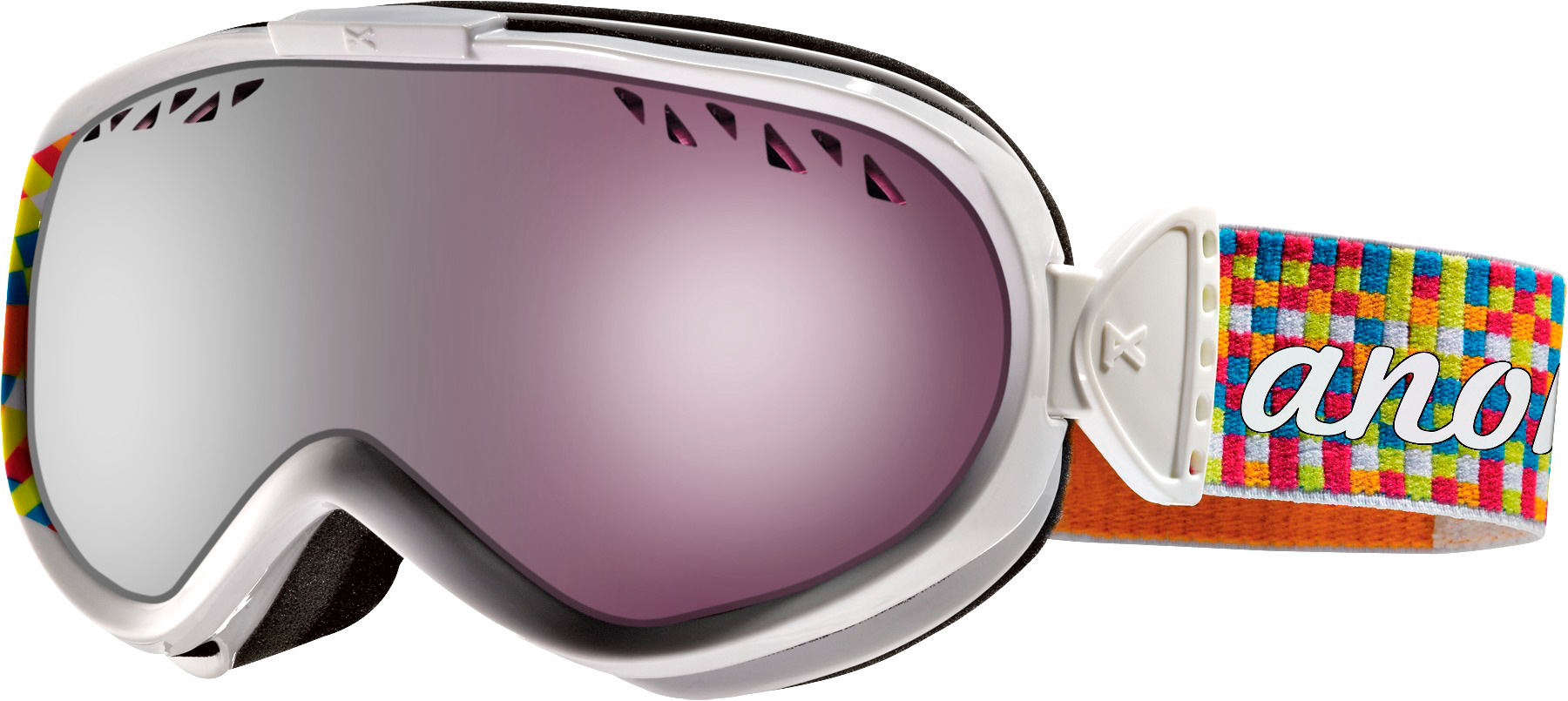Anon Solace Goggles Weaver/Silver Rose Lens - Women's