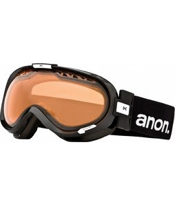 Anon Solace Painted Goggles Black/Amber