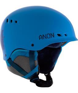 Anon Talon Snowboard Helmet Blue Steel