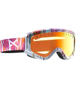 Anon Tracker Goggles Drips A2/Red Amber Lens