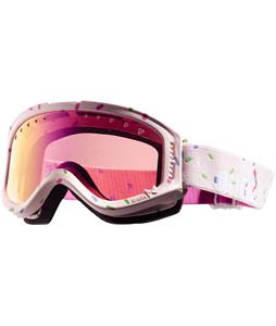 Anon Tracker Premium Goggles Cupcake/Pink Amber Lens