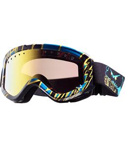 Anon Tracker Premium Goggles Thor/Gold Chrome Lens