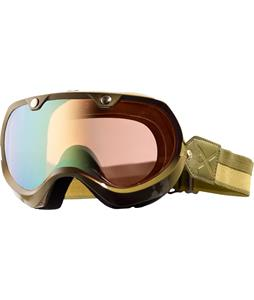 Anon Vintage Painted Goggles Scotch/Gold Chrome Lens