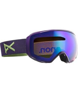 Anon WM1 Goggles Purps/Greensolex Lens