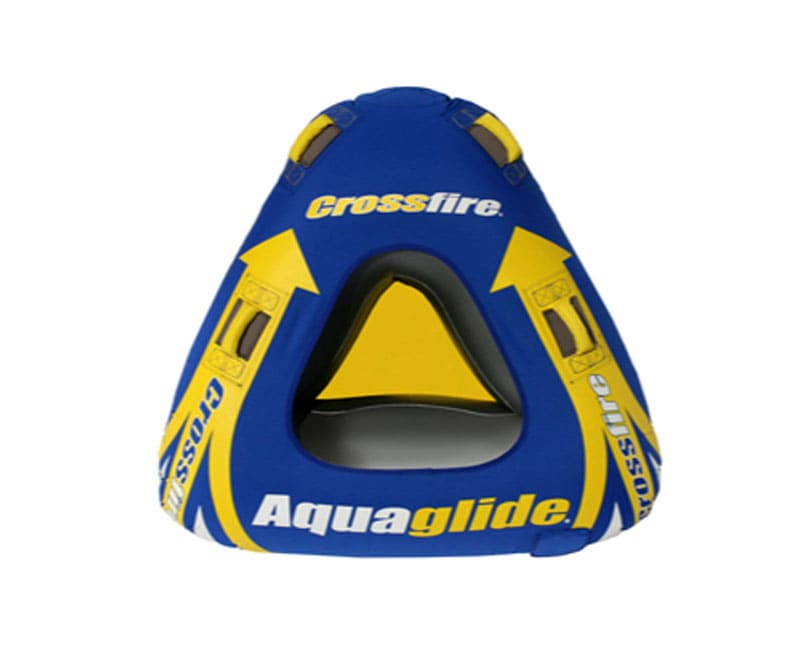 Shop for Aquaglide Crossfire 1 Towable Tube