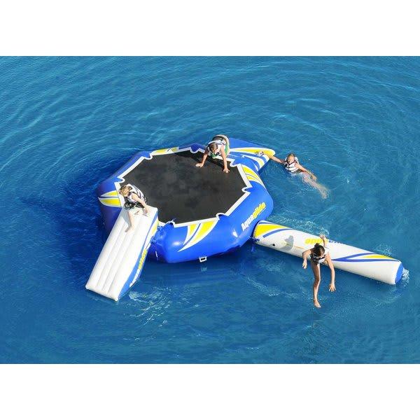 Aquaglide Rebound Water Trampoline 12