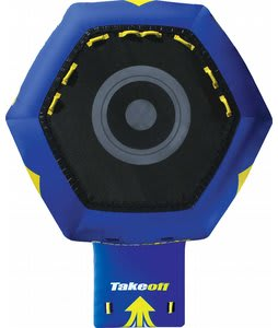 Aquaglide Takeoff Bouncer Towable Trampoline