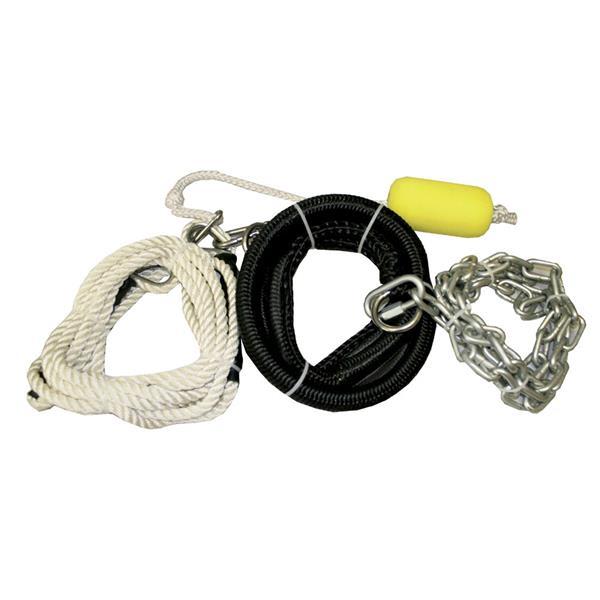 Aquaglide HD Anchor Connector Line Kit