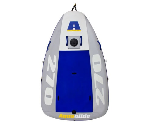 Shop for Aquaglide Multisport 270 Sailboat/Towable Blue/White