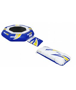Aquaglide Platinum Water Trampoline 14' Blast Air Bag