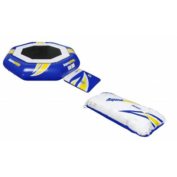 Aquaglide Platinum Water Trampoline 14 Blast Air Bag