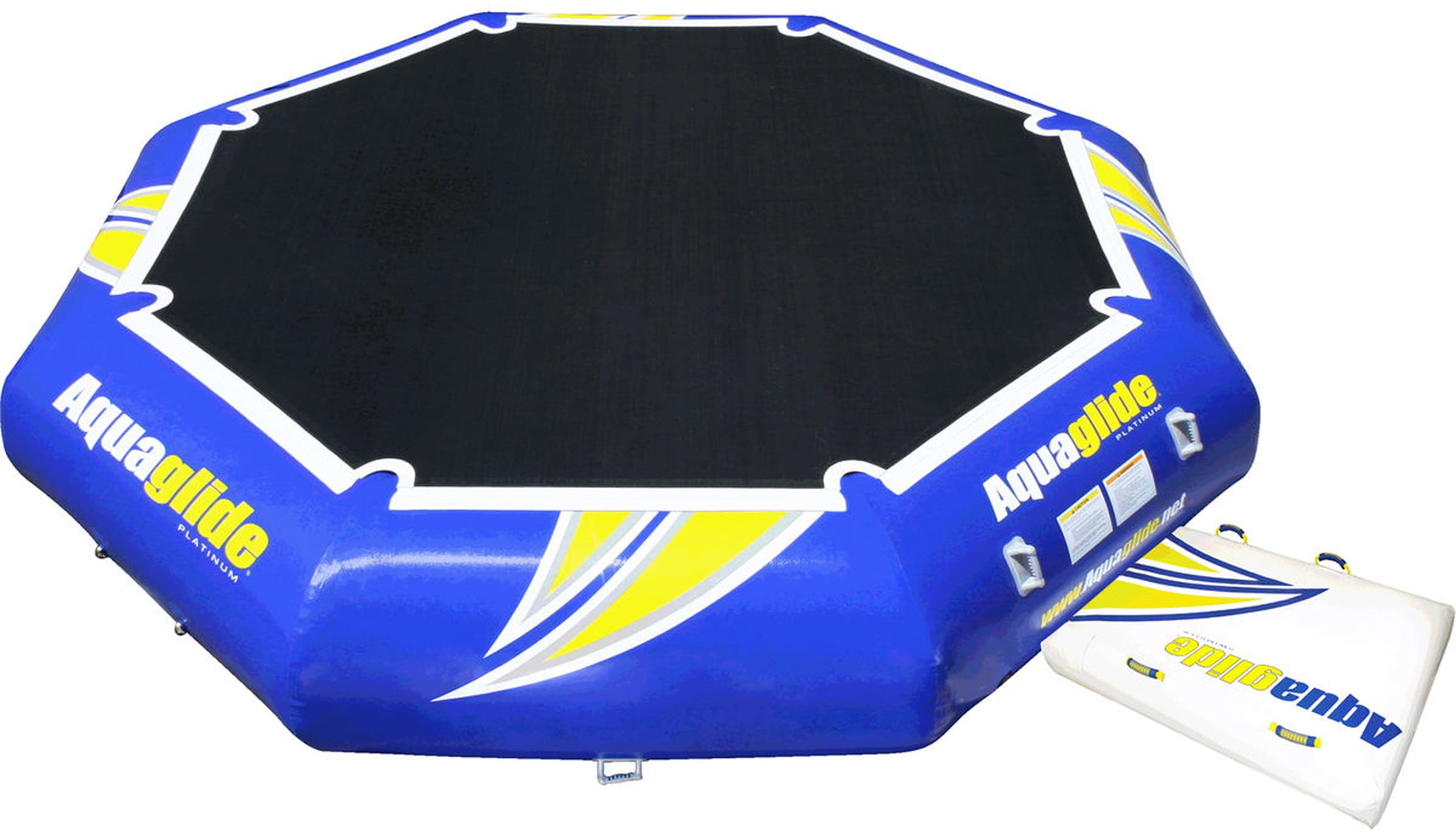 Click here for Aquaglide Rebound Bouncer 20' prices