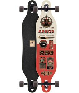 Arbor Axis Artist Longboard Complete