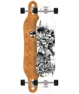 Arbor Axis Bamboo Longboard Complete