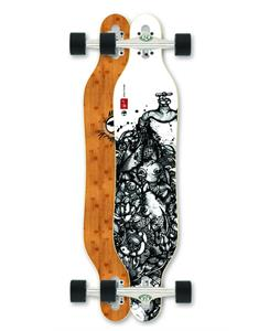 Arbor Axis Longboard Complete Bamboo