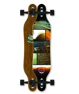 Arbor Axis Walnut Longboard Complete