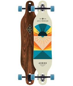Arbor Axis Premium Longboard Complete