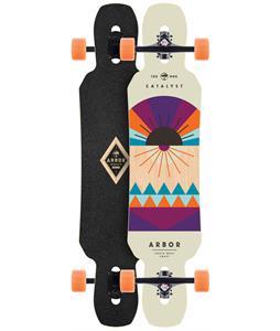 Arbor Catalyst Premium Longboard Complete