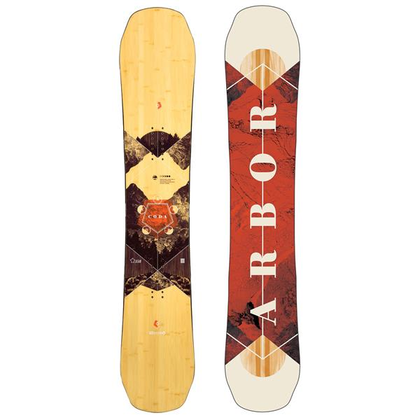 Arbor Coda Blem Snowboard