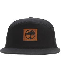 Arbor Cornerstone Cap Black