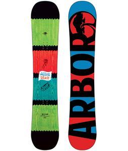 Arbor Draft Blem Snowboard 150