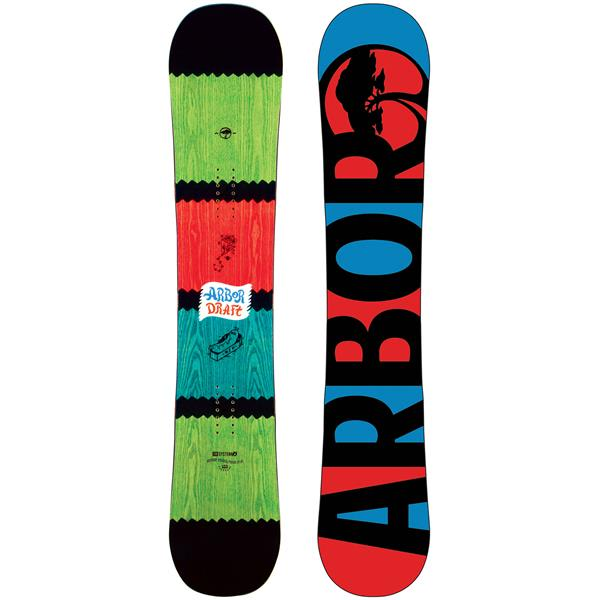 Arbor Draft Blem Snowboard