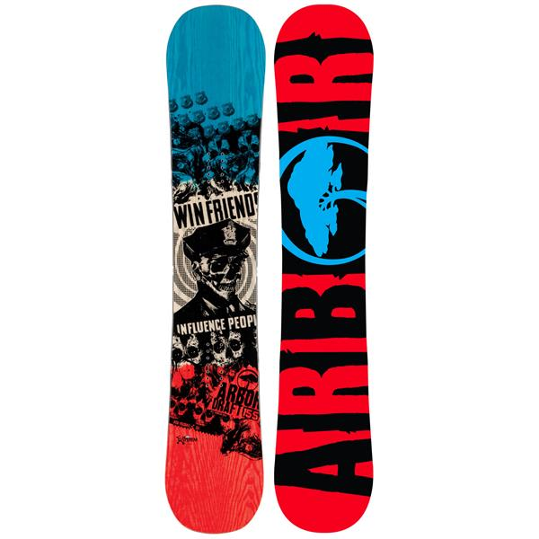 Arbor Draft Nick Visconti Edition Snowboard