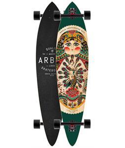 Arbor Fish Gt Longboard Complete