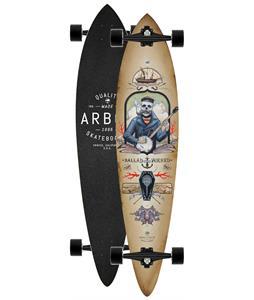 Arbor Fish GT Longboard Complete 39 x 8.75in