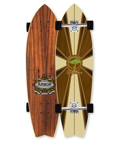 Arbor GB Sizzler Longboard Complete