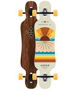 Arbor Genesis 38 Premium Longboard Complete