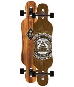 Arbor Genesis 38 Longboard Complete