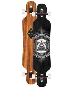Arbor Genesis 44 Longboard Complete
