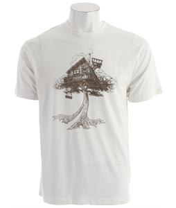 Arbor House T-Shirt Bone/Grey