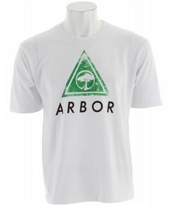 Arbor Keystone T-Shirt White