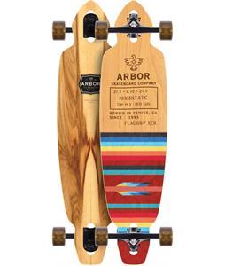 Arbor Mindstate Flagship Longboard Complete