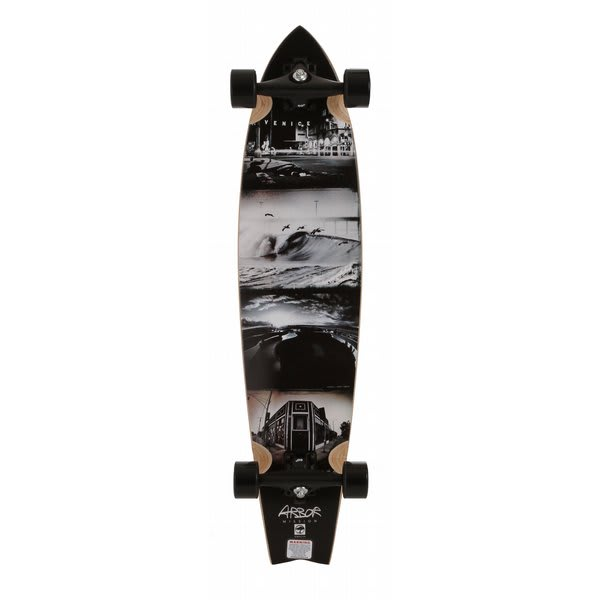 Arbor Mission GT Longboard Complete