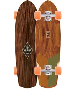 Arbor Pocket Rocket Premium Foundation Cruiser Complete