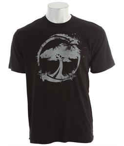 Arbor Recycle T-Shirt Black